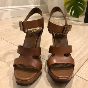 Vince Camuto Wedges - Never Worn
